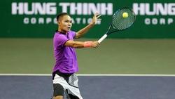 Giải quần vợt Challenge Việt Nam Open 2017: Tiếc cho Trịnh Linh Giang
