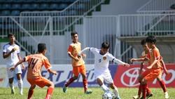 U15 Hà Nội bị loại khỏi giải