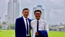 Trần Minh Chiến sẽ hợp cùng Trần Minh Quang ở BHL đội B.Bình Dương