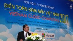 TS Vũ Minh Khương phát biểu tại hội thảo