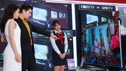 TV LG là một trong những lựa chọn hàng đầu hiện nay của người tiêu dùng