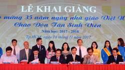 Đại học Nguyễn Tất Thành: 20 tỷ đồng học bổng cho sinh viên