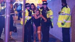 Nổ lớn ở nhà thi đấu Manchester, 22 người chết
