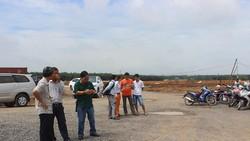 Dự án khu đô thị RichLand City tại xã Hiệp Phước (huyện Nhơn Trạch).