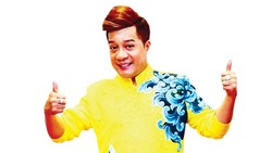 Danh hài Minh Nhí làm thầy