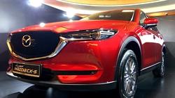 Mazda CX-5 thế hệ mới có giá bán từ 105.000 USD ở Singapore
