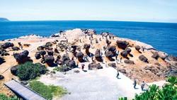 Kiệt tác thiên nhiên công viên địa chất Dã Liễu