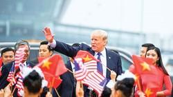 """Tổng thống Donald Trump: Tiêu điểm """"nước Mỹ trên hết"""""""