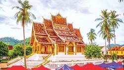 Một  thoáng cố đô Luang Prabang
