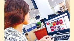 Phải công bằng trong thu thuế mua bán trực tuyến