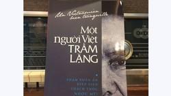 Bìa sách Một người Việt thầm lặng