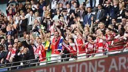 Arsenal đăng quang ngôi vô địch FA Cúp 2017