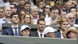 Dàn sao Chelsea bảnh bao đi xem quần vợt