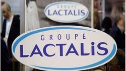 Một số sản phẩm sữa Lactalis nhiễm khuẩn đang được thu hồi toàn cầu. Ảnh: REUTERS