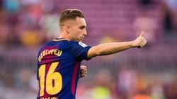 Deulofeu đang chiến đấu để tìm vị trí ở Barca.