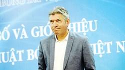 Giám đốc Kỹ thuật Jurgen Gede   Ảnh: HOÀNG MINH