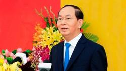 Chủ tịch nước Trần Đại Quang (Nguồn: VPCTN)