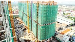 Dự án Him Lam Phú An quận 9 được LienvietPost Bank bảo lãnh    Ảnh: HUY ANH