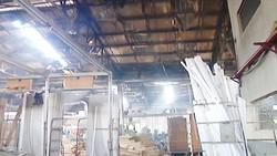 Sử dụng tấm cách nhiệt - tác nhân khiến một nhà xưởng tại quận Thủ Đức bị thiêu rụi