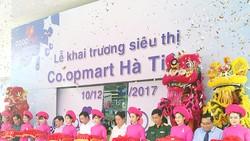 Co.opmart Hà Tiên chính thức hoạt động từ tháng 12-2017