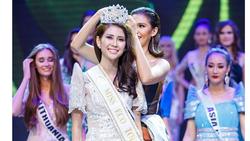 Liên Phương đoạt ngôi vị Á hậu 1 cuộc thi Hoa hậu Đại sứ Du lịch Thế giới