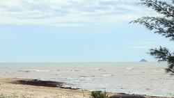 Một góc biển Quảng Đông, Quảng Trạch, Quảng Bình