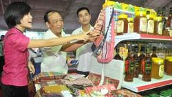 Khai mạc hội chợ hàng Việt Nam chất lượng cao 2017