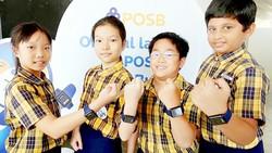 Đồng hồ thông minh cho học sinh tiểu học