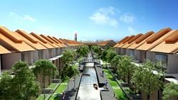 Khu đô thị Saigon Venice - Siêu phẩm hoàn vũ với diện tích 110 ha và 1400 villa