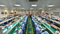 Doanh nghiệp Việt cần chuẩn bị sẵn sàng để đón cuộc cách mạng công nghiệp 4.0 nếu không muốn bị tụt hậu. (Ảnh minh họa: Bkav)