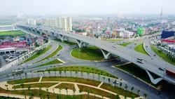 Dự án nút giao thông Long Biên có nhiều vi phạm dẫn tới đội vốn hàng tỷ đồng.
