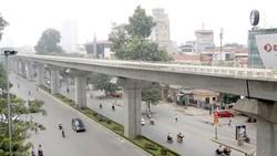"""Dự án đường sắt trên cao Hà Đông - Cát Linh sử dụng vốn ODA và đội vốn """"khủng"""""""