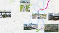 6 dự án đầu tư theo hình thức hợp đồng BT, BOT tại TPHCM. Hình: SONG NGUYỄN, Đồ họa: HỮU VI