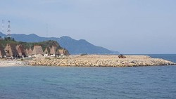 Dự án Champarama lấp khu vực biển Bãi Tiên thuộc vịnh Nha Trang