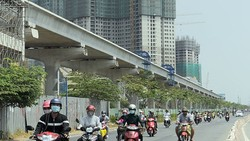 Điều chỉnh thời gian hoàn thành metro Bến Thành - Tham Lương