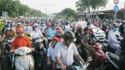 Đường Trường Chinh - một trong những hướng được đề xuất mở thêm cổng vào sân bay Tân Sơn Nhất