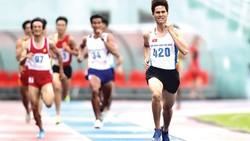 Bộ môn Điền kinh cần điều chỉnh hệ thống thi đấu giải trong nước phù hợp để chuẩn bị tốt hơn cho đấu trường châu lục Ảnh: HUY THẮNG