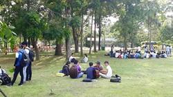 Các hoạt động rèn luyện kỹ năng luôn thu hút sinh viên Đại học Sư phạm Kỹ thuật TPHCM tham gia