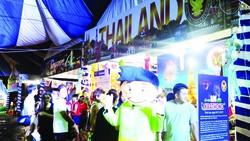 """""""Ngôi nhà"""" Thái Lan tại sự kiện Ngôi làng ASEAN - TPHCM năm 2017"""