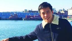 Quang Nguyen tại Mỹ