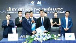 Hòa Bình và Sunshine Group ký kết hợp tác chiến lược