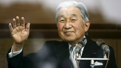 Nhật hoàng Akihito. Ảnh: Reuters