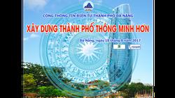 """Đà Nẵng: Đối thoại trực tuyến """"Xây dựng thành phố thông minh hơn"""""""