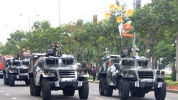 Lực lượng an ninh tổng duyệt các phương án bảo vệ tại Tuần lễ Cấp cao APEC 2017
