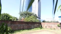 Một góc cửa thành Điện Hải
