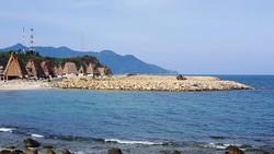 Biển Bãi Tiên đang bị san ủi làm dự án