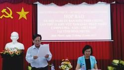 Ban Tuyên giáo Tỉnh ủy Bình Phước phối hợp với Sở TT-TT chủ trì họp báo