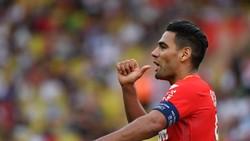 Theo Radamel Falcao, anh đang chơi với phong độ tốt nhất của mình ở giai đoạn đầu của mùa giải này. Ảnh: Getty Images