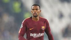 Semedo tiết lộ nguyên nhân ẩu đả với Neymar. Ảnh: Getty Images