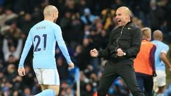 Pep Guardiola đã thay đổi mạnh mẽ Man.City thành một thế lực. Ảnh: Getty Images